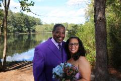 Jerome-and-Zina-Wedding-Day