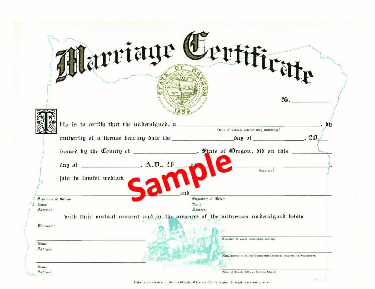 What Is A Certified Copy Of Your Marriage License And Do You Need One