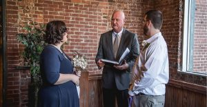 wedding officiant sumter sc