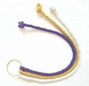 gods knot three strand cord